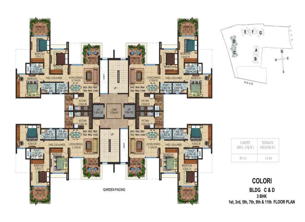 Flats In Undri Find 1 Bhk 1 5 Bhk 2 Bhk 2 5 Bhk In