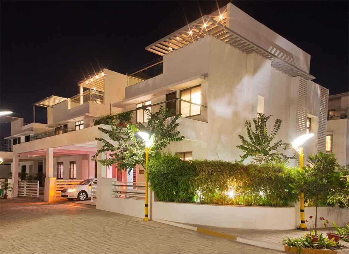 Twin Bungalows Villas 2 And 3 Bhk Apartments In Ambegaon