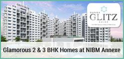 Homes in NIBM Annex