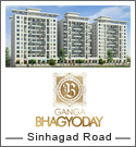 3 BHK Apartments on Sinhagad Road