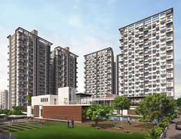 Apartments near Dange Chowk, Wakad and Punawale