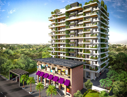 2BHK, 3BHK Apartments in Chinchwad