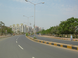 Pune City Road
