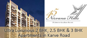 Luxurious Apartments Karve Road