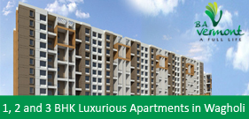 Luxurious project in Wagholi