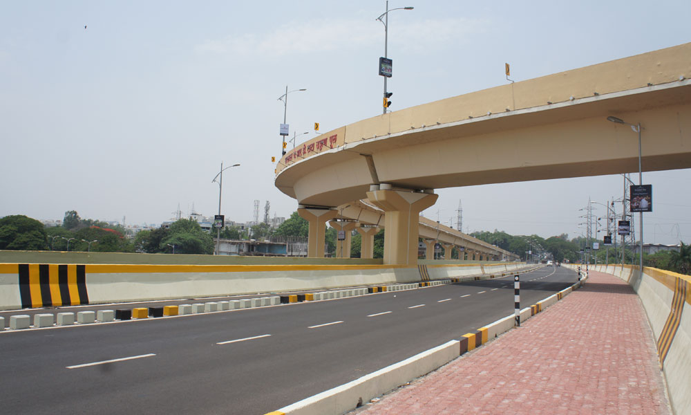 Nashik Phata Flyover In Pimpri Chinchwad Is The First Multi Layered Flyover In Pune District